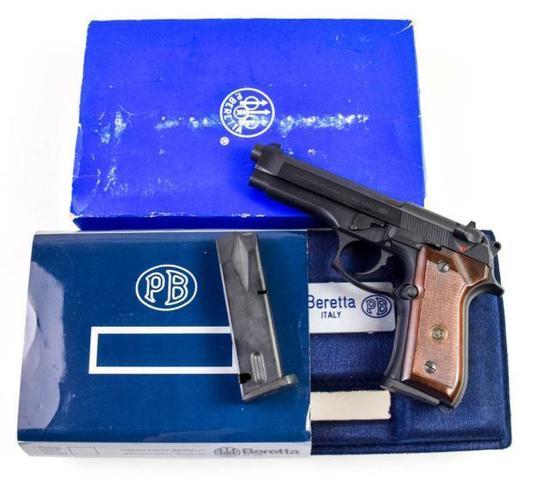 P. Beretta Mod. 92F 9mm Para