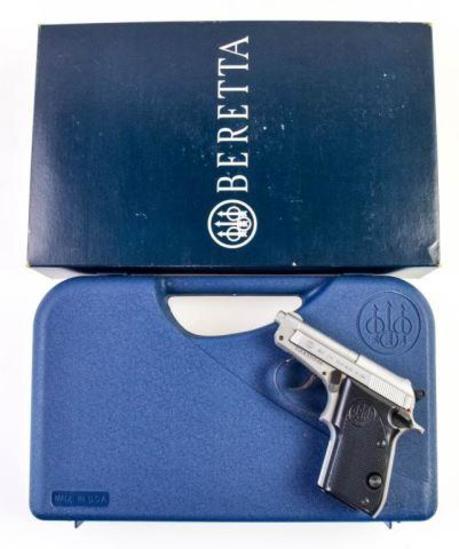 Beretta Model 21A Inox .22 lr