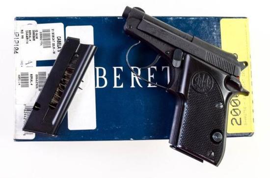 Beretta Bobcat Model 21A .22 lr