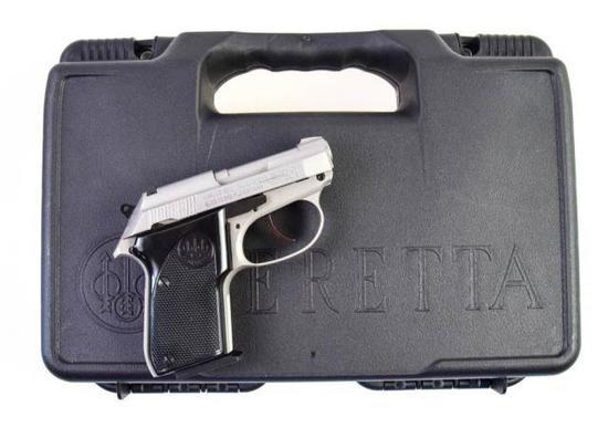 Beretta Model 3032 Inox .32 ACP