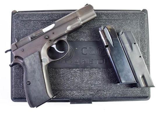 CZ/A.L.A. Model 75 Standard 9mm Luger