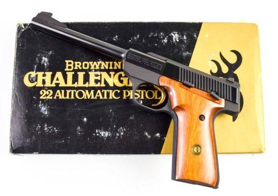 Browning Challenger II .22 lr
