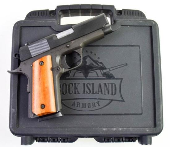 Rock Island Armory/APINTL M1911 A1-CS .45 ACP