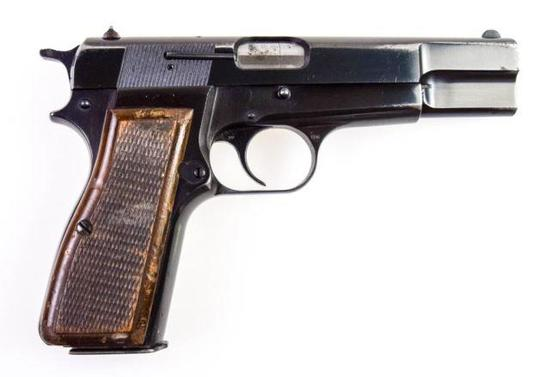 Browning Hi-Power 9mm Para