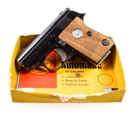 Colt Automatic .25 ACP