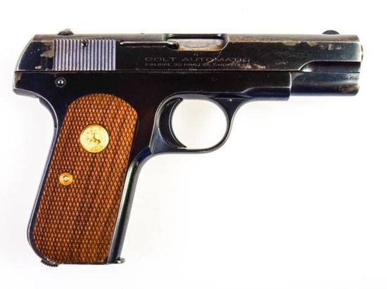 Colt Model 1903 Pocket .32 Rimless/Smokeless