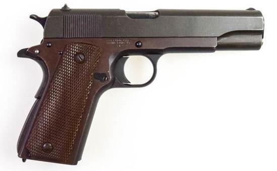 Essex/Remington Rand M1911 .45 ACP