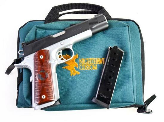 Nighthawk Custom Dominator .45 ACP Match