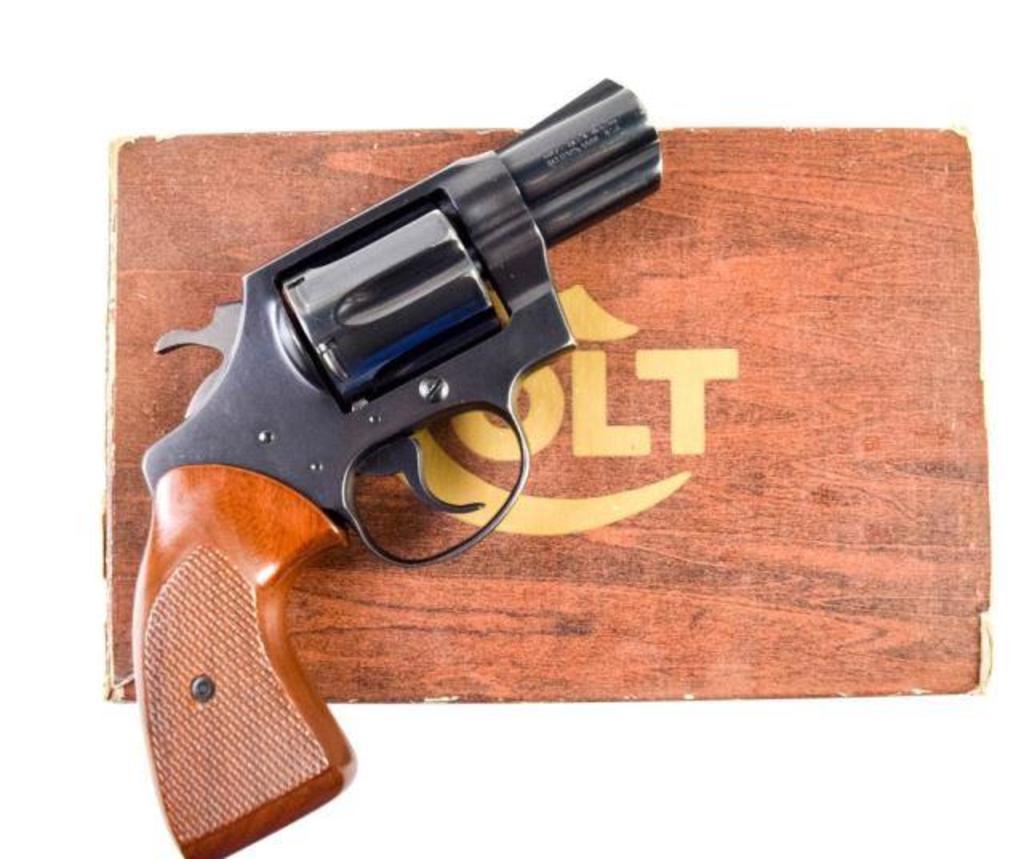 Colt Detective Special Third Model .38 Spl