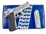 S&W Model 5906 Stainless 9mm Para