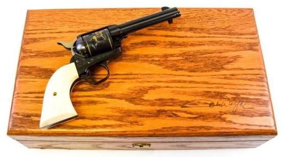 "Colt ""John Wayne"" SAA Commemorative .45 Long Colt"