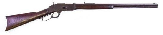 Winchester Model 1873 Rifle Third Model .32 WCF