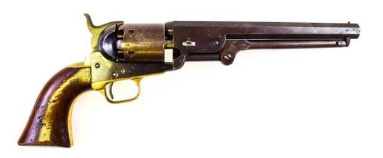 Colt 1851 Navy 1st Model London  .36