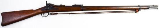 US Springfield Model 1884 Trapdoor .45-70