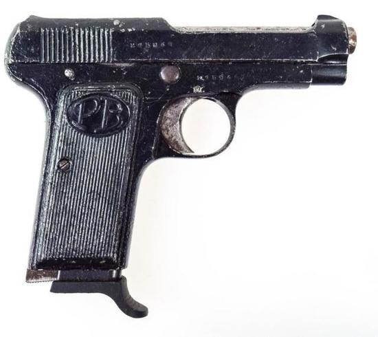 Beretta Model 1915/19 7.65mm