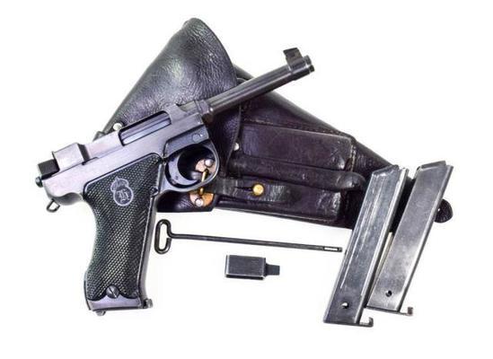 Husqvarna Lahti M-40 9mm