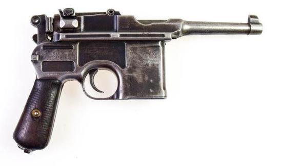 Mauser/IA CO Lte Postwar Bolo 7.63mm