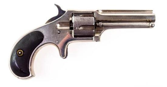 Remington-Smoot New Model No. 1 or 2? .30 rf short or .32 rf short