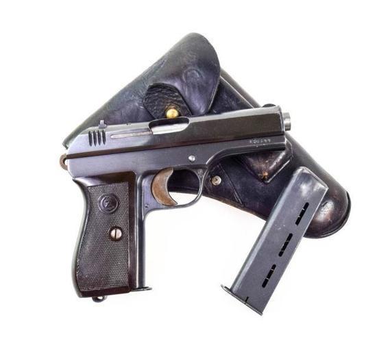 CZ Model 1927 7.65mm