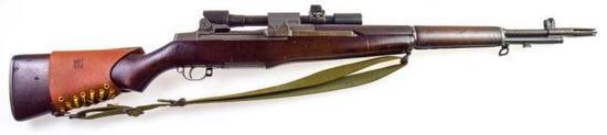 Springfield Armory M1D Garand .30-06 Springfield