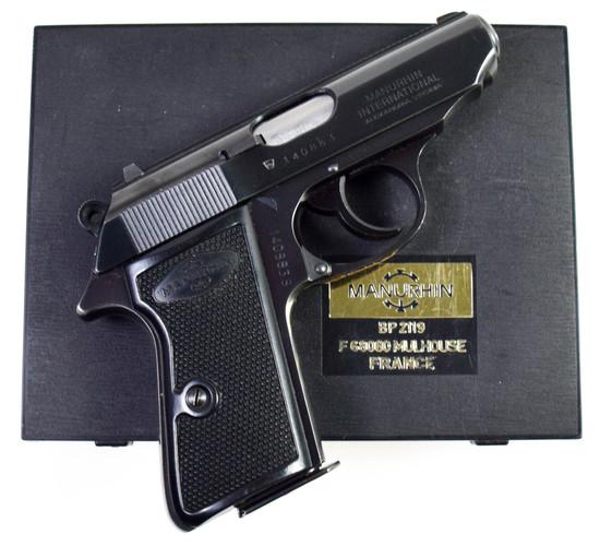 Manurhin/Walther PPK/S .22 lr