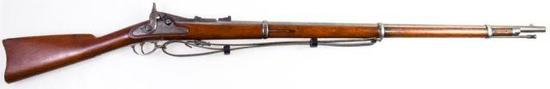 "US Springfield Model 1866 ""Second Allin"" Conversion Rifle .50-70"