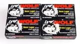 Wolf 9mm Luger ammo