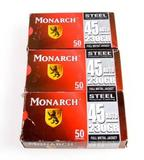Monarch 45 auto ammo