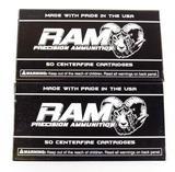 Ram 9mm Luger ammo