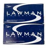 Lawman 9mm ammo