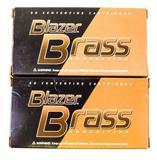 Blazer Brass 45 auto