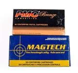 PMC & Magtech 357 mag ammo