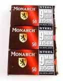Monarch 9mm Luger ammo