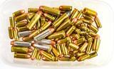 Assorted hand gun ammo