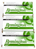 Remington 9mm Luger ammo