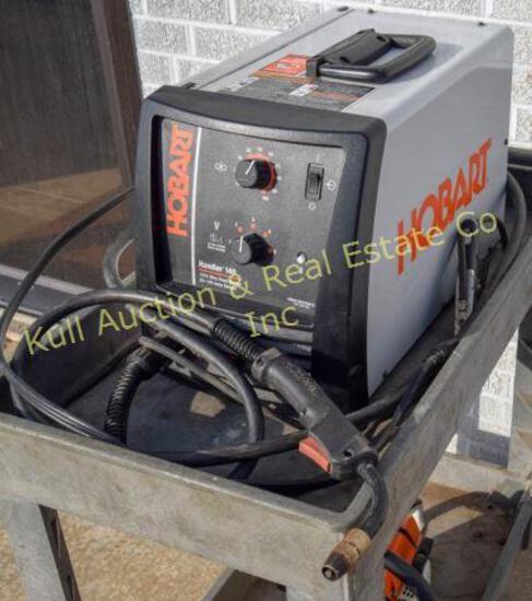 Hobart Handler 140 wire feed welder