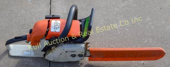 Stihl 028AV Super chainsaw