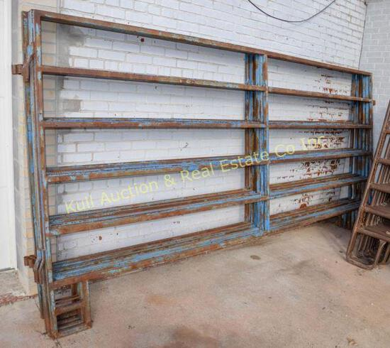 12ft X 6ft heavy steel livestock panels