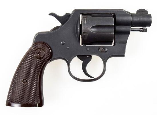 Colt Commando 38 Spec