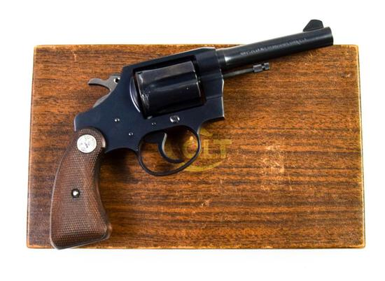 Colt Police Positive Special 3rd Issue .38 Spl