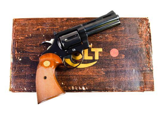 Colt Diamondback  .38 Spl
