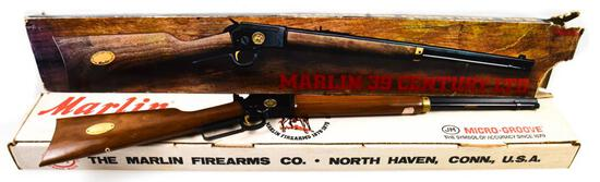 Marlin Model 39 Century Ltd .22 sl lr