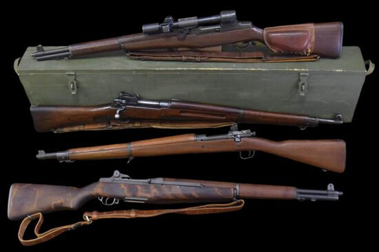 Spring 2020 Collectors & Enthusiast Gun Auction