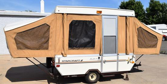 1985 Starcraft - Starlite 17-Fold-Down Camping Trailer