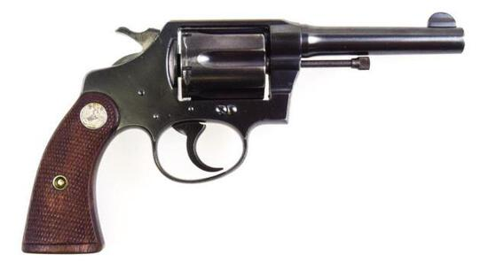 Colt - Police Positive Special - 0.38