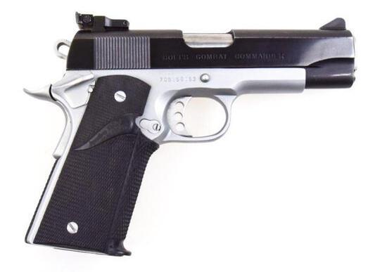 Colt - Combat Commander - .38 Super