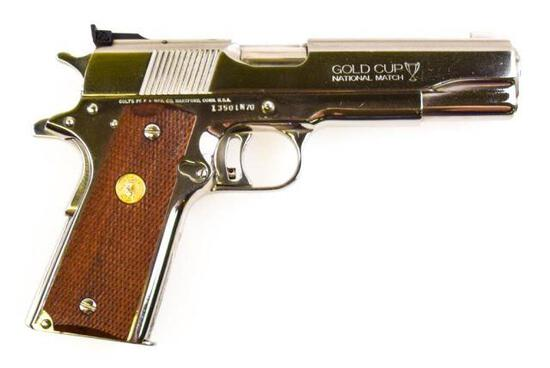 Colt - MK IV Series 70 Gold Cup National Match - .45 ACP