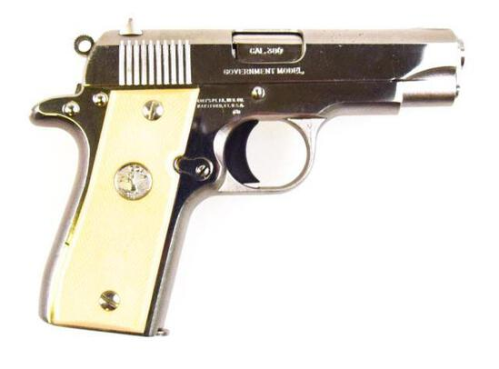 Colt - MK IV Series '80 Government Model - .380 ACP