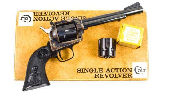 Colt - New Frontier 22 Scout - .22lr/.22 Magnum