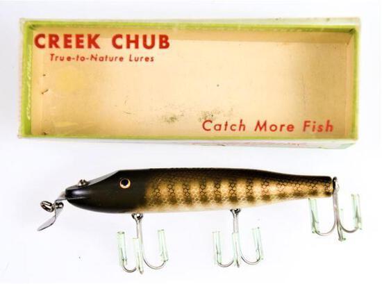 Creek Chub - Pikie - 700